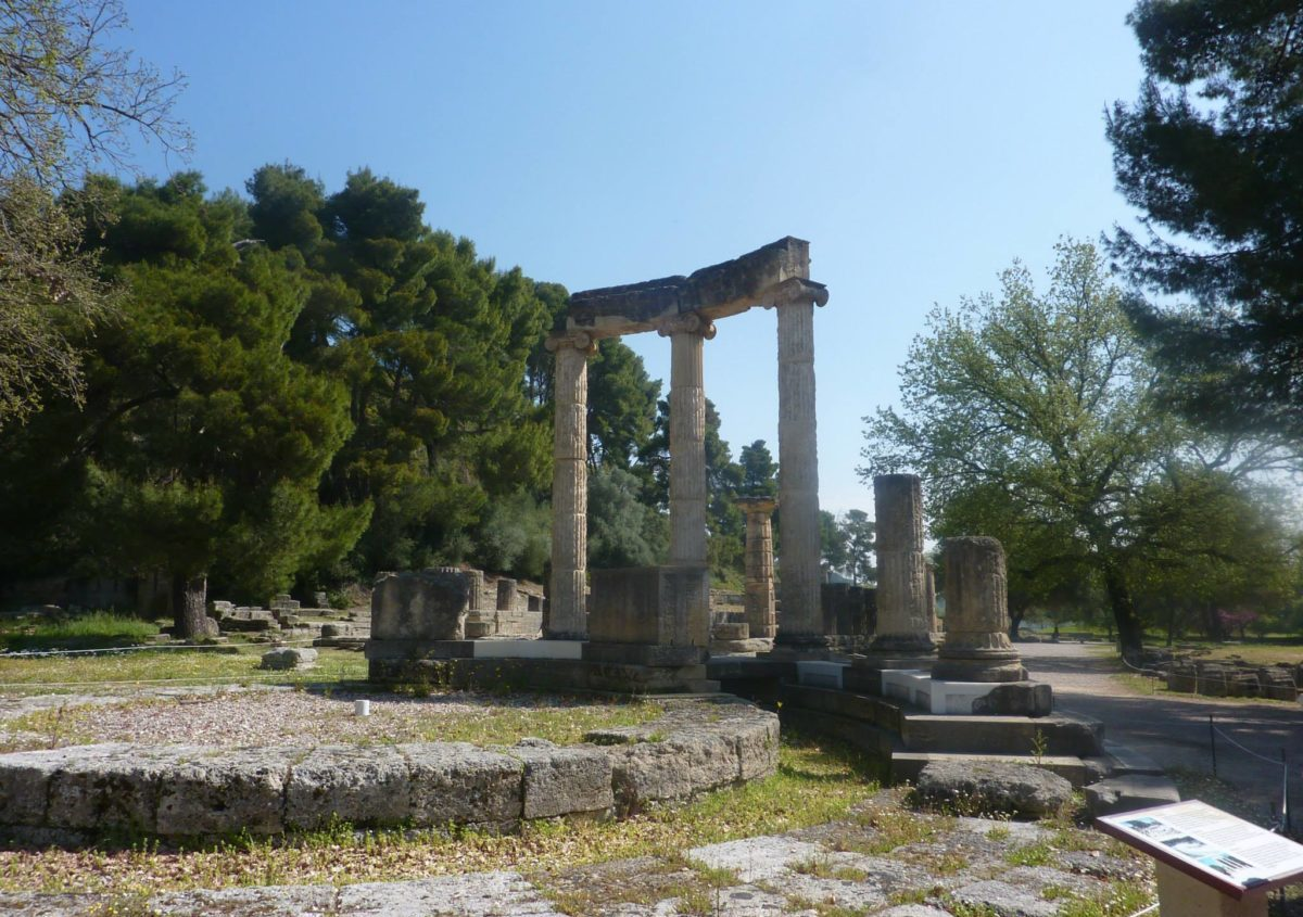 Turning Points of the Ancient World