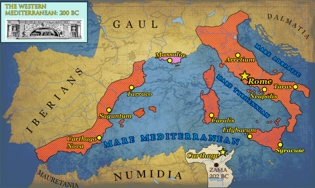 Rome in asia confronting the greeks background rome in 200 bc gumiabroncs Choice Image