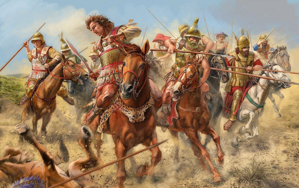 an analysis of the military genius of alexander the great a macedonian king Alexander, the military genius the man who would come to be known as 'great' is alexander iii of macedon he is believed to have been born on july 20, 356 bc and to have died on june 10, 323 bc, one month shy of his 33rd birthday.